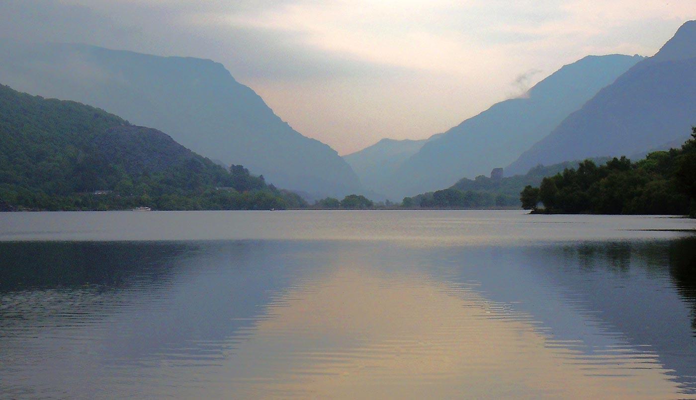 Lake Padarn Sunrise