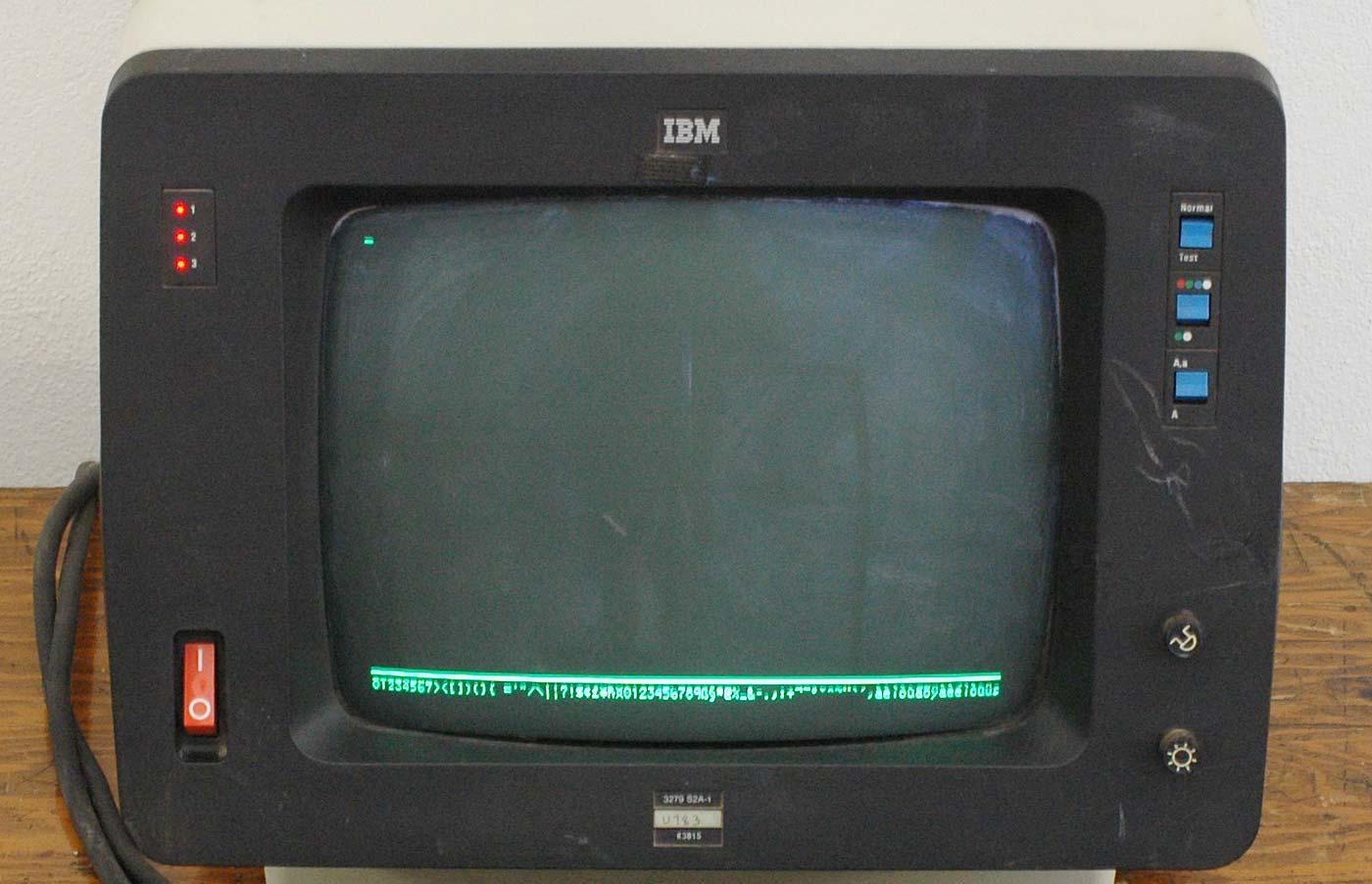 IBM 3279