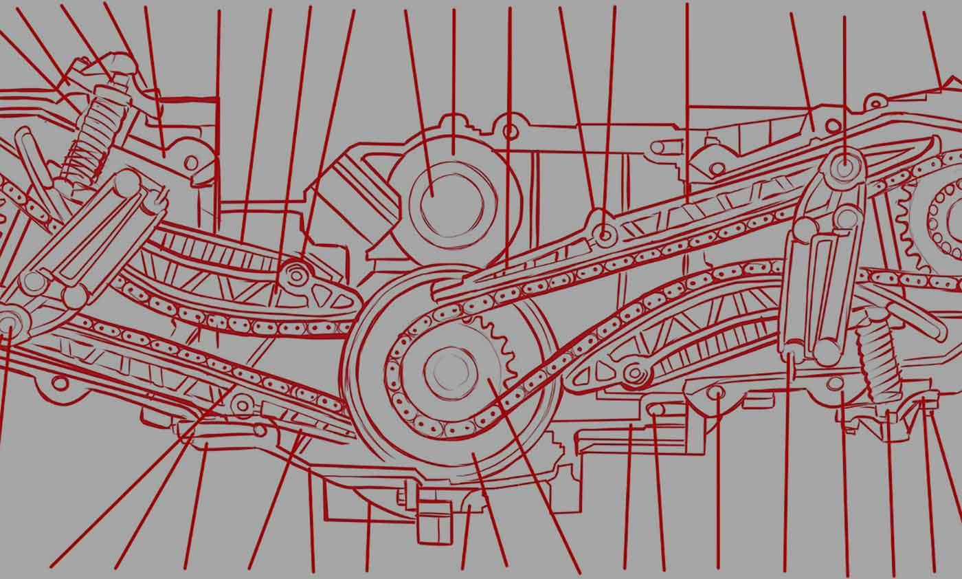 Illustration of schematic