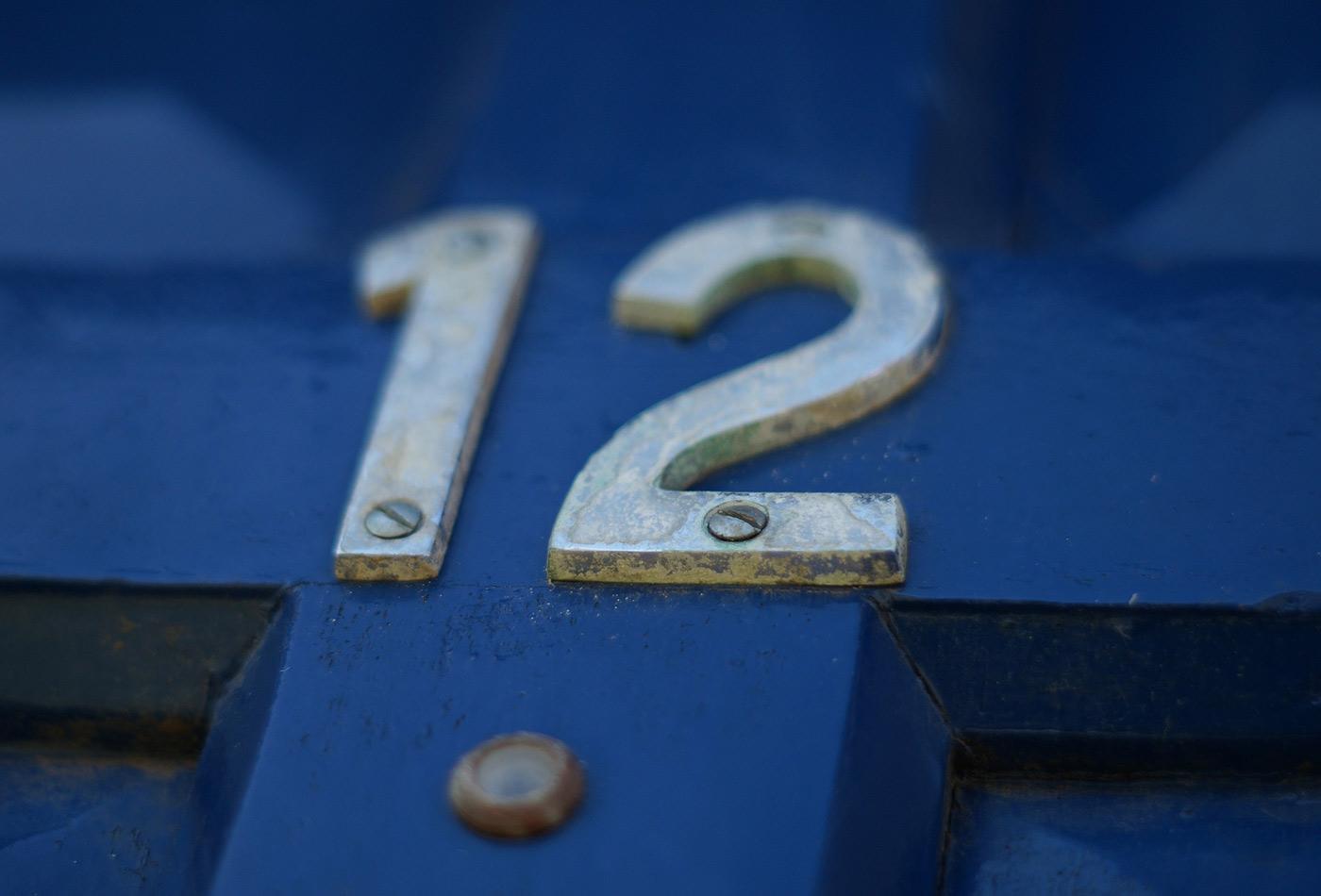 Door 12.