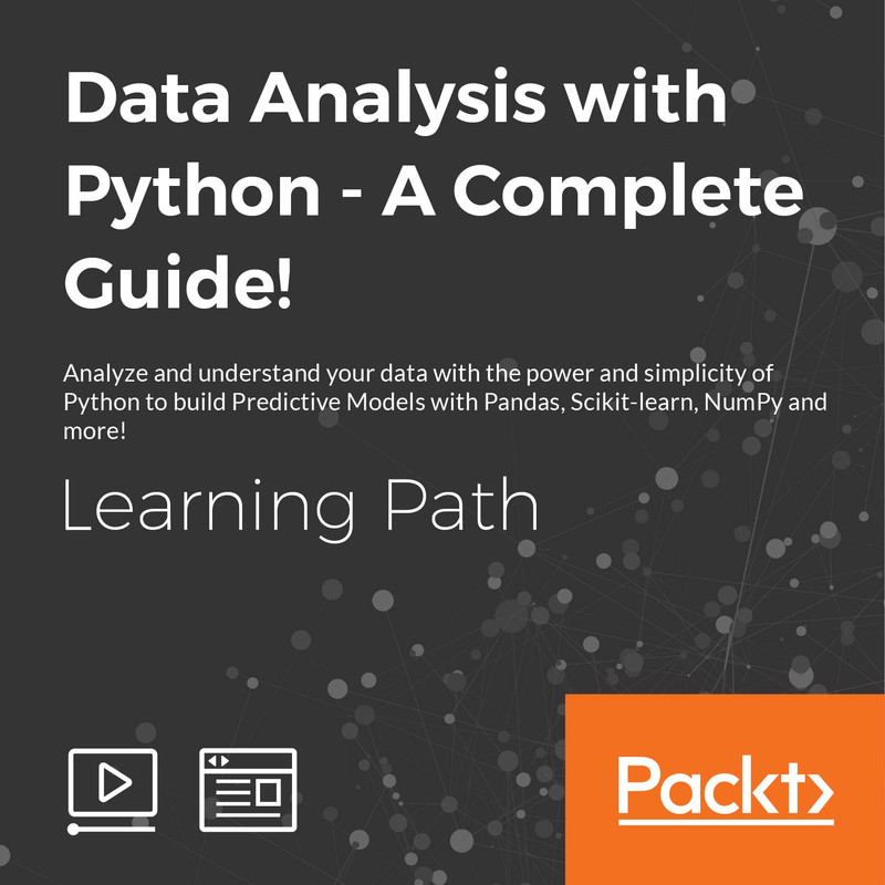 LEARNING PATH: Data Analysis with Python - A Complete Guide