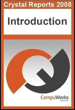 Crystal Reports 2008 Introduction