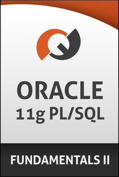 Oracle 11g PL-SQL Fundamentals II