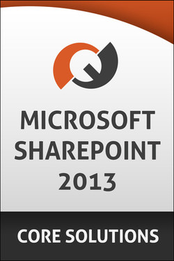 SharePoint Server 2013 Core Solutions (70-331)
