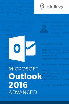 Outlook 2016 Advanced