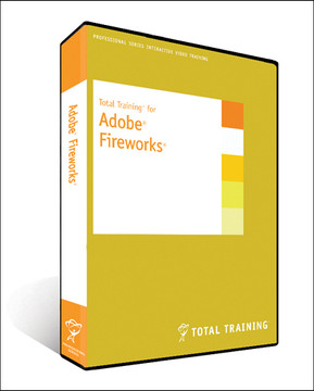 Total Training for Adobe Fireworks CS3