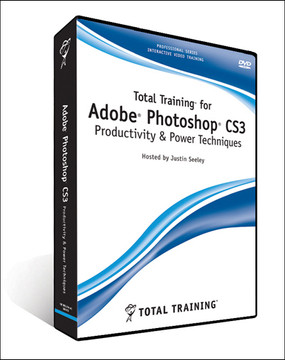 Total Training for Adobe Photoshop CS3: Maximizing Productivity