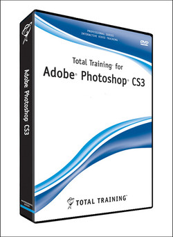 Total Training for Adobe Photoshop CS3: Channels and Masking