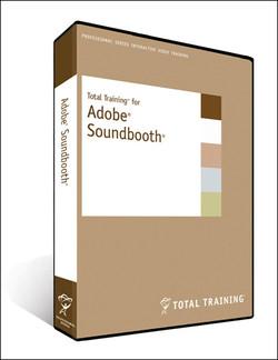 Total Training for Adobe Soundbooth CS3