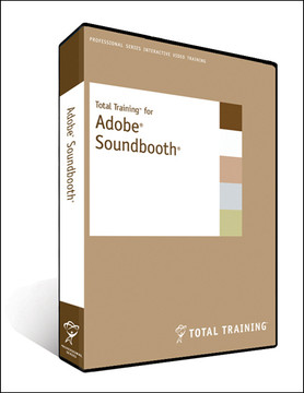 Total Training for Adobe Soundbooth CS3