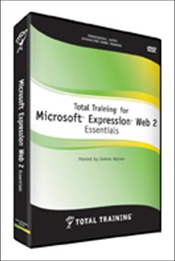 Microsoft Expression Web 2: Essentials