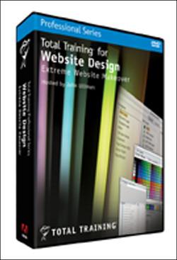 Website Design: Extreme Website Makeover