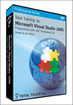Microsoft Visual Studio 2005: Productivity with .NET Framework 2.0