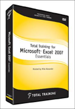 Microsoft Excel 2007: Essentials