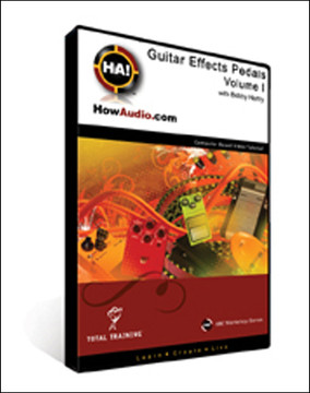 Guitar Effects Pedals: Volume 1