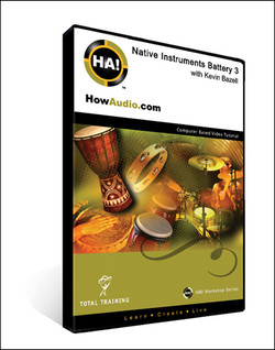 Battery 3 - Drums & Percussion Native Instruments