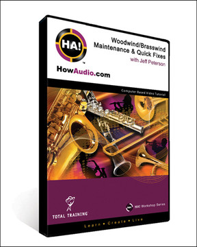 Woodwind/Brasswind: Maintenance & Quick Fixes