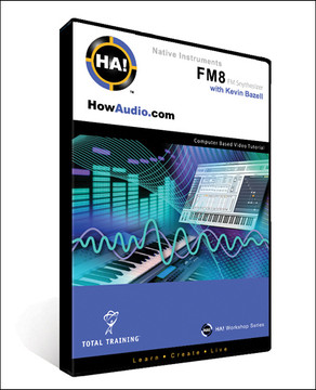 FM8 - FM Synthesizer Native Instruments