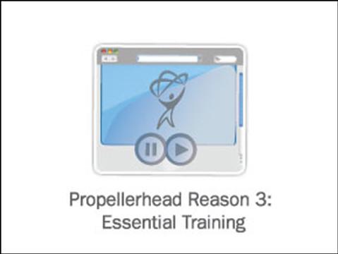 Propellerhead Reason 3: Essential Training