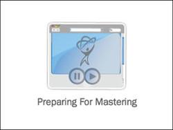 Preparing For Mastering