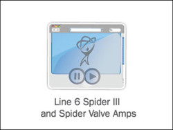 Line 6 Spider III and Spider Valve Amps