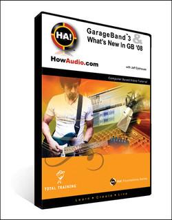 What's New In GarageBand '08