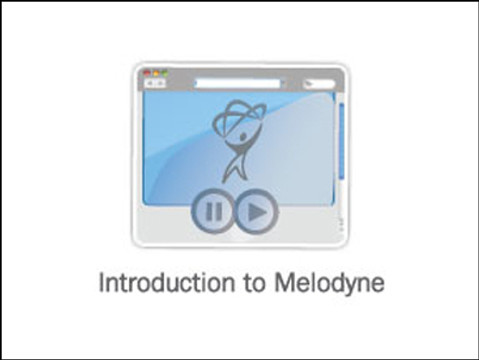 Introduction to Melodyne