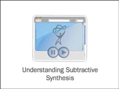 Understanding Subtractive Synthesis
