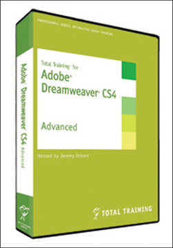 Adobe Dreamweaver CS4 Advanced