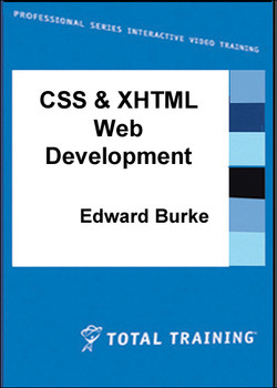Total Training for CSS & XHTML Web Development