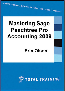Mastering Sage Peachtree Pro Accounting 2009