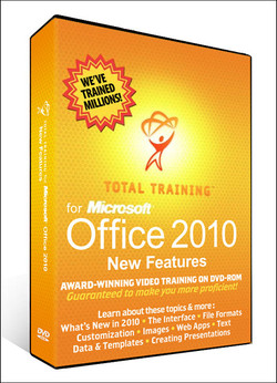 Microsoft Office 2010 New Features