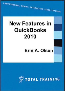 New Features in QuickBooks 2010