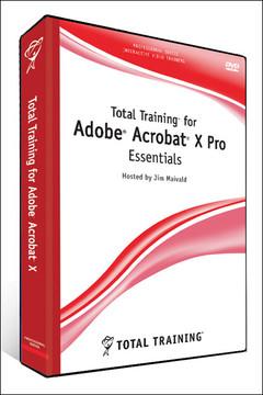 Acrobat X Pro Essentials
