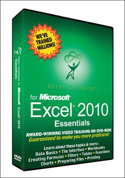 Excel 2010 Essentials