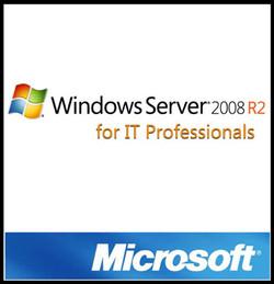 Windows Server 2008 R2 for IT Professionals