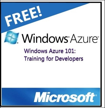 Windows Azure 101: Training for Developers