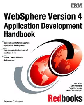 WebSphere Version 4 Application Development Handbook