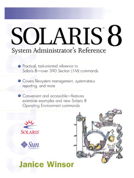 Solaris™ 8 System Administrator's Reference