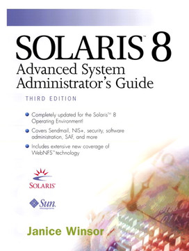 Solaris™ 8 Advanced System Administrator's Guide, Third Edition