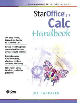 StarOffice™ 5.2 Calc Handbook