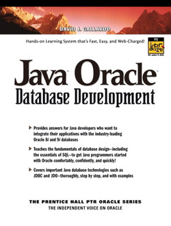 Java™ Oracle® Database Development