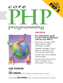 Core PHP Programming, Third Edition