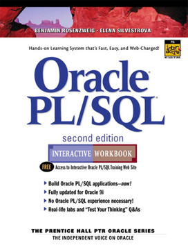 Oracle® PL/SQL® Interactive Workbook, Second Edition