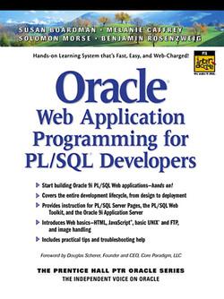 Oracle® Web Application Programming for PL/SQL® Developers