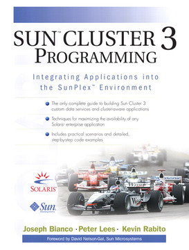 Sun™ Cluster 3 Programming: Integrating Applications into the SunPlex™ Environment