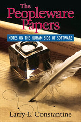 Peopleware Papers: Notes on the Human Side of Software, The