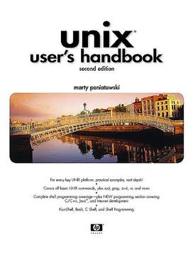 UNIX® User's Handbook, Second Edition