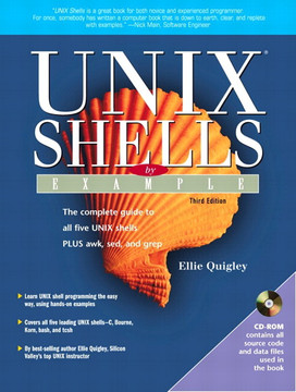 UNIX® Shells by Example, Third Edition