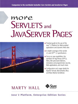 More Servlets and JavaServer Pages™